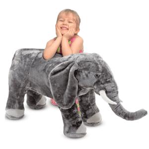 Plüsch Elefant