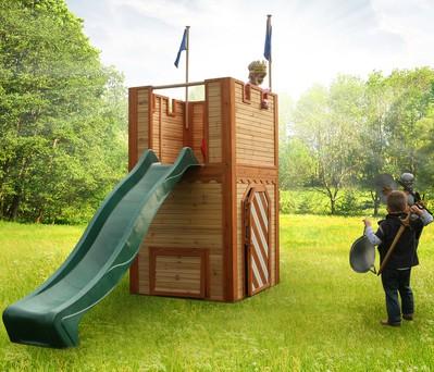 Turbo Spielturm Arthur online kaufen in der kinderspielwelt.ch WE39
