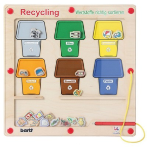 Recycling spiel