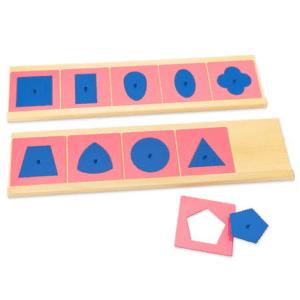 Montessori Einsatzfiguren