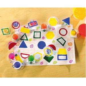 Montessori-Riesenstempel