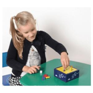 Montessori Würfelspiel