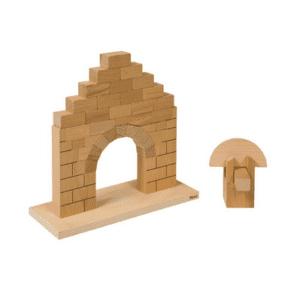 Bausteine Roemische Brücke