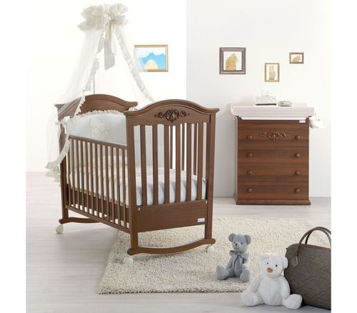 babybett pregio neu in der online bestellen. Black Bedroom Furniture Sets. Home Design Ideas