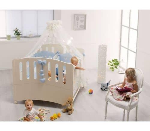 Zwillingsbett doppelbett  Zwillingsbett Gemini nur in der Kinderspielewelt.ch Online bestellen
