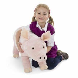 Plüschschwein