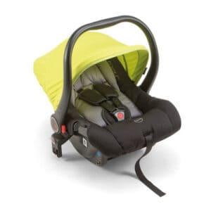 Babyschale SEI.9 Neon Gelb