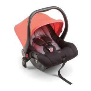 Babyschale SEI.9 Neon Rot