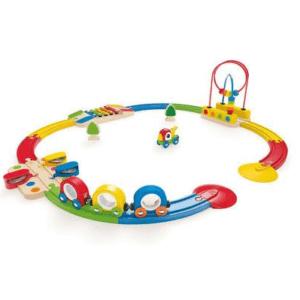 Abenteuer Eisenbahn-Set