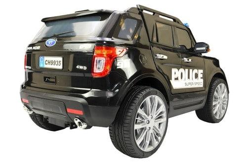elektro auto us police. Black Bedroom Furniture Sets. Home Design Ideas
