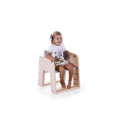 hammock babyhochstuhl von moodelli. Black Bedroom Furniture Sets. Home Design Ideas