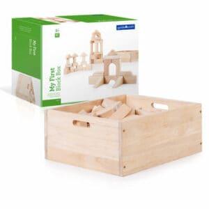 Holz bausteine