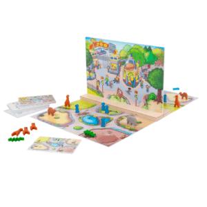 Montessori material doo zoo