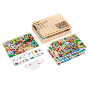 montessori suchspiel