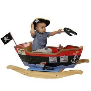 piratenboot rocker