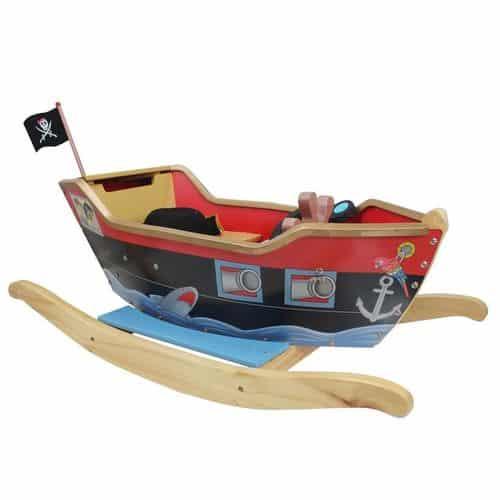 piratenboot rocker