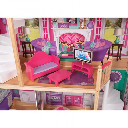 puppenhaus elegant. Black Bedroom Furniture Sets. Home Design Ideas