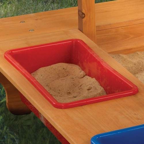 Sandkasten Mit Baldachin Kidkraft Outdoor Sandkasten Online Kaufen