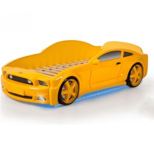 Autobett-Light-MG-3D-Gelb