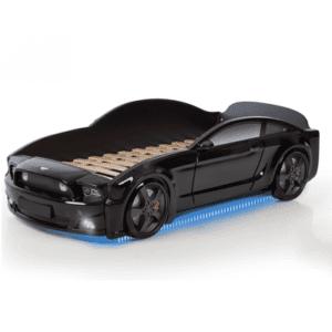 Autobett-Light-MG-3D-Schwarz