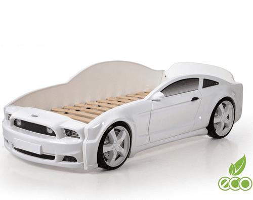 Autobett Light-MG 3D Weiss