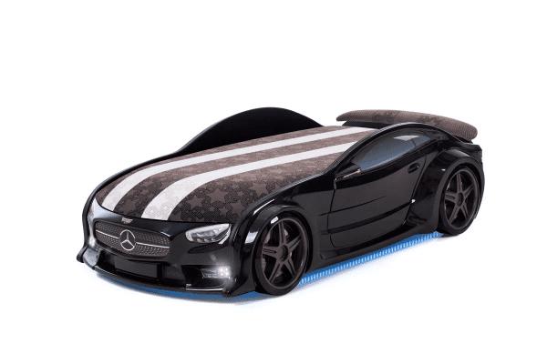 Autobett Mercedes Neo Schwarz