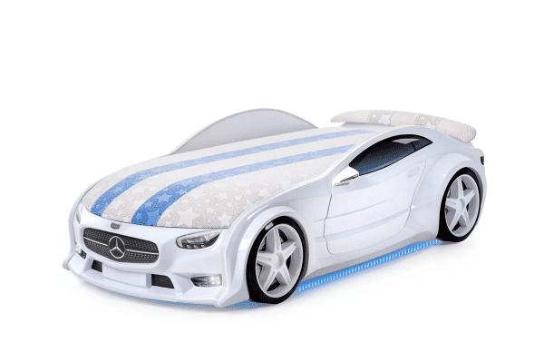 Autobett Mercedes Neo weiss