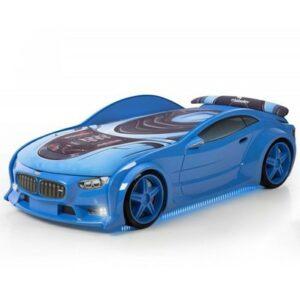 Autobett Neo Beta Blau