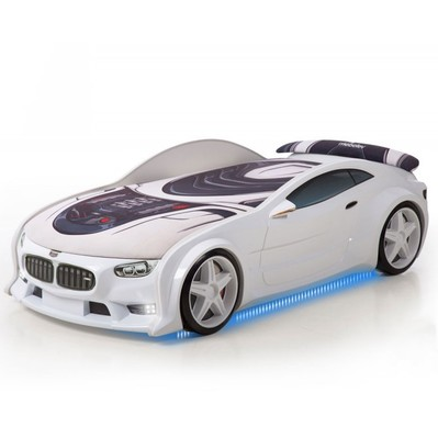 Autobett Neo Beta Weiss