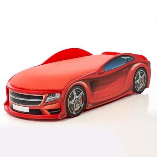 Autobett Uno Star Rot basic