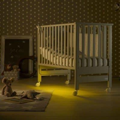 Babybett Contact Light