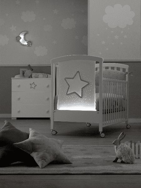 Babybett Star Magic
