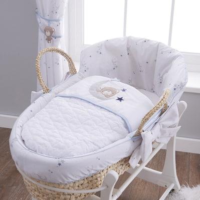 Babykorb Silvercloud