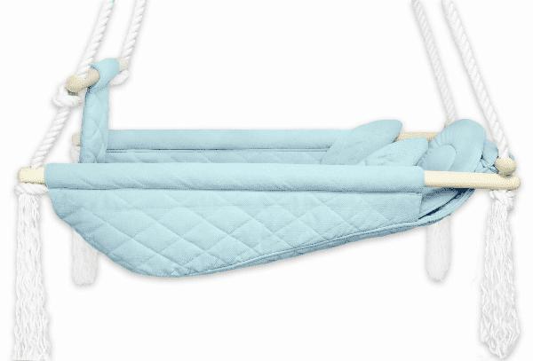 Babyschaukel Blau