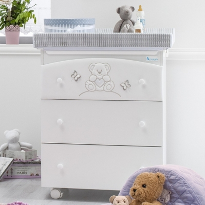 babywickeltisch sophia exklusiv in ihrer. Black Bedroom Furniture Sets. Home Design Ideas
