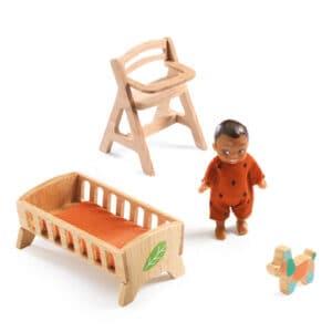 Babyzimmer Puppenhaus