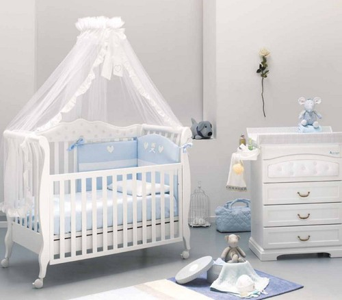 Babyzimmer Trionfo Duo