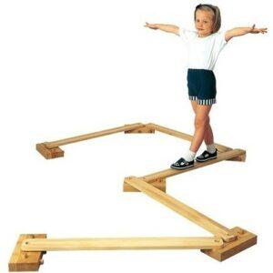 Balance Pfad