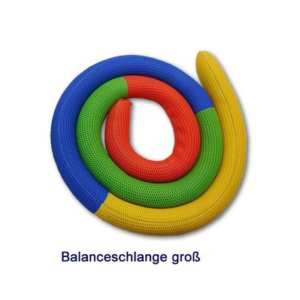 Balanceschlangen Gross