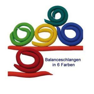 Balanceschlangen Klein