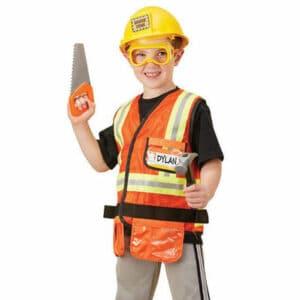 Bauarbeiter Kostuem