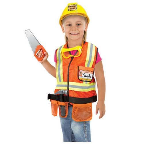 Bauarbeiter Kostum Neu Bei Kinderspielewelt Ch