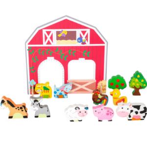 Bauernhof Spielwelt