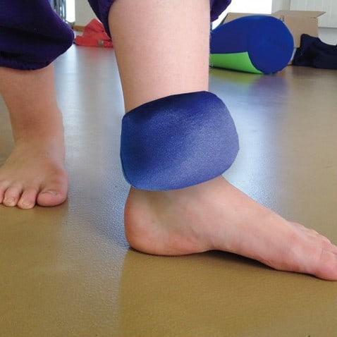 Bein und Armgewichte