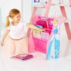 Disney-Princess-Buecherregal