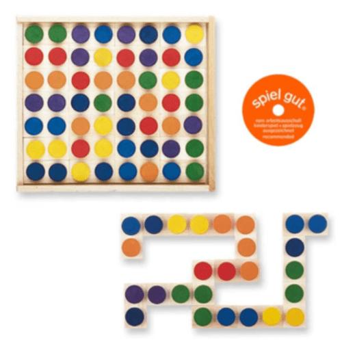 Dominos Farben online kaufen in der kinderspielewelt.ch