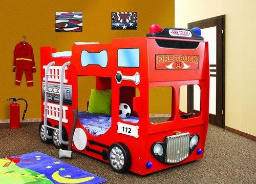 Etagenbett Feuerwehr : Etagenbett feuerwehr online kaufen in der kinderspielewelt