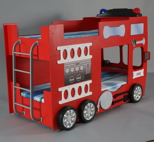 Etagenbett Feuerwehr