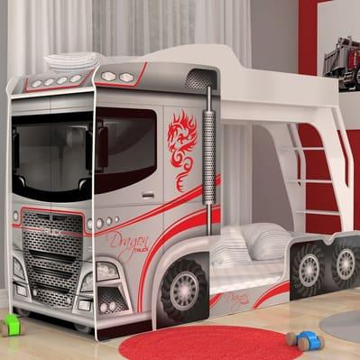 Etagenbett Mega Truck