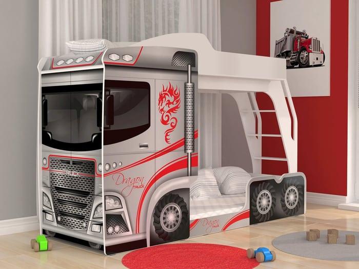 Etagenbett Auto : Etagenbett mega truck online kaufen in der kinderspielewelt